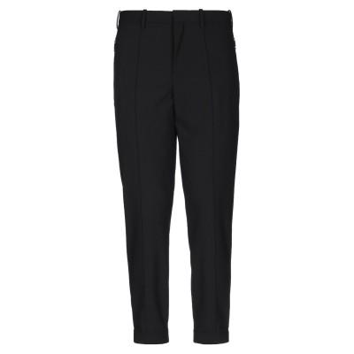 ニール・バレット NEIL BARRETT パンツ ブラック 50 ポリエステル 53% / バージンウール 44% / ポリウレタン 3% パンツ