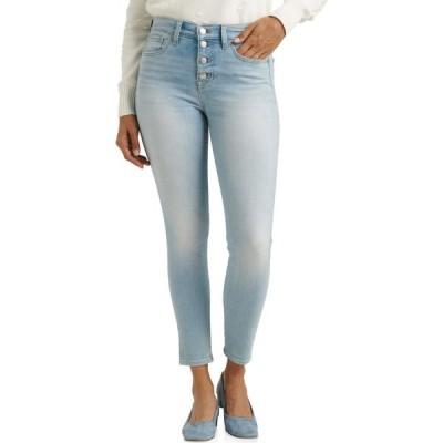 ラッキーブランド Lucky Brand レディース ジーンズ・デニム スキニー ボトムス・パンツ Mid-Rise Ava Skinny Jeans in Chester Chester