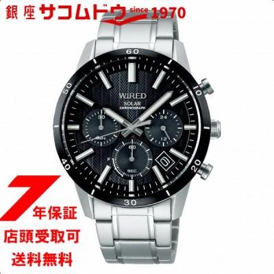 店頭受取対応   ワイアード WIRED AGAD414 腕時計 メンズ セイコー SEIKO