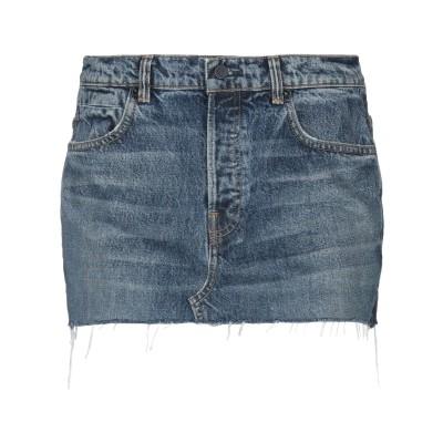 アレキサンダーワン ALEXANDER WANG デニムスカート ブルー 28 コットン 100% デニムスカート