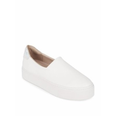 BCBG ジェネレーション レディース シューズ スニーカー Cleo Smith Slip-On Sneakers