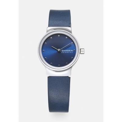 スカーゲン 腕時計 レディース アクセサリー FREJA - Watch - navy