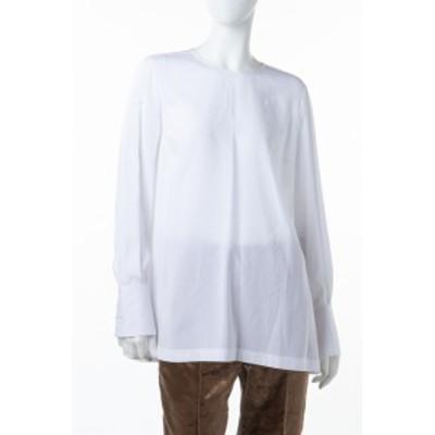 ブルネロクチネリ BRUNELLO CUCINELLI シャツ ホワイト レディース (MF948D4000) 送料無料