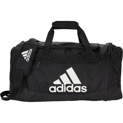 (取寄)アディダス ディフェンダー 4 ミディアム ダッフル バッグ adidas Defender 4 Medium Duffel Bag Black/White