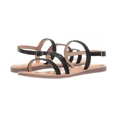 Splendid スプレンデッド レディース 女性用 シューズ 靴 サンダル Truman - Black Leather