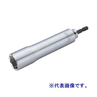 【法人限定】EDS-12L (EDS12L) トップ工業 TOP 電動ドリル用ロングソケット 12mm