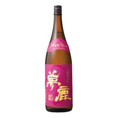 焼酎 八鹿酒造 夢鹿(ムジカ) 25° 1800ml ((大分県オリジナルの大麦「トヨノホシ」を100%使用))