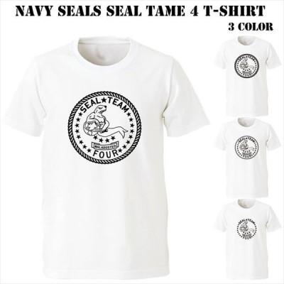 Navy SEALs SEAL TAME 4 Tシャツ