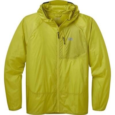 アウトドアリサーチ メンズ ジャケット・ブルゾン アウター Helium Wind Hooded Jacket
