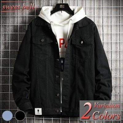 デニムジャケット メンズ Gジャン ジャンパー ブルゾン デニム ジャケット 大きいサイズ ヴィンテージ ダメージ アメカジ オールシーズン