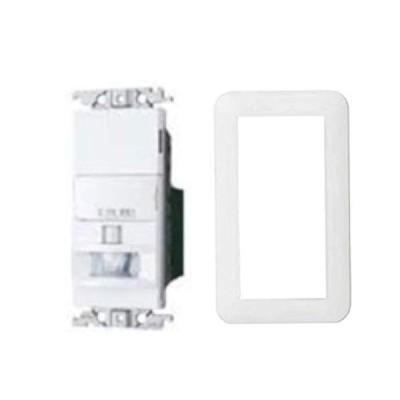 パナソニック配線器具(Panasonic) コスモシリーズワイド21[壁取付]熱線センサ付自動スイッチ WTK1811WK(2線式・3路配?