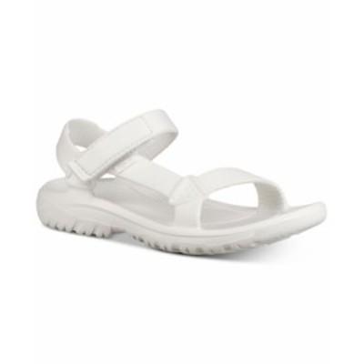 テバ レディース サンダル シューズ Women's Hurricane Drift Sandals White