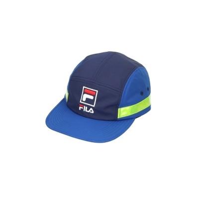 OVERRIDE / 【FILA】 LINETAPE JET CAP/【フィラ】 MEN 帽子 > キャップ