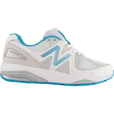 【当日出荷】 ニューバランス レディース 1540v2 Running Shoe White/Blue 【サイズ 23.5cm】