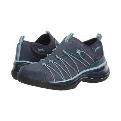 Jambu ジャンブ レディース 女性用 シューズ 靴 スニーカー 運動靴 Spirit Encore Vegan - Navy/Iceburg