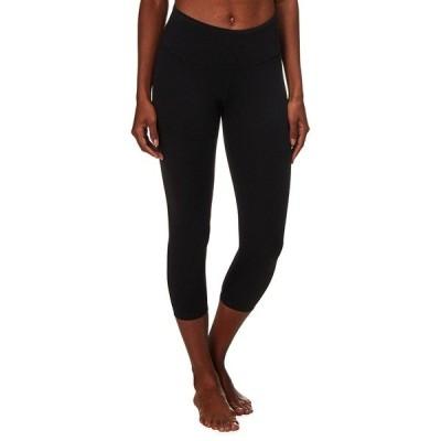 プラーナ カジュアルパンツ レディース ボトムス Pillar Capri - Women's Black
