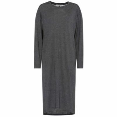 アクネ ストゥディオズ Acne Studios レディース ワンピース ワンピース・ドレス Eline dress Dark Grey Melange