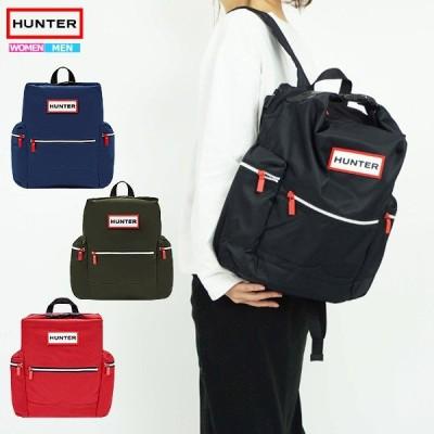 ハンター リュック レディース メンズ カバン 鞄 HUNTER ORIGINAL TOPCLIP BACKPACK-WR NYLON ^UBB6017ACD【hnt011】^