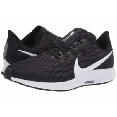 Nike ナイキ メンズ 男性用 シューズ 靴 スニーカー 運動靴 Air Zoom Pegasus 36 Black/White/Thunder Grey【送料無料】