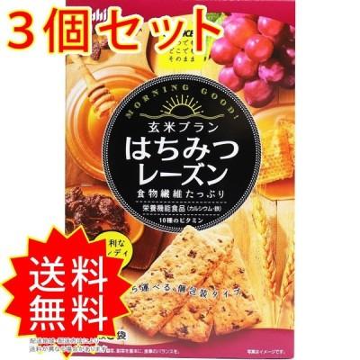 3個セット バランスアップ 玄米ブラン はちみつレーズン 3枚×5袋入 アサヒグループ食品 まとめ買い 通常送料無料