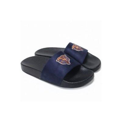 フットボール NFL クーチェ Cuce Chicago Bears Women's Slide-On Sandals