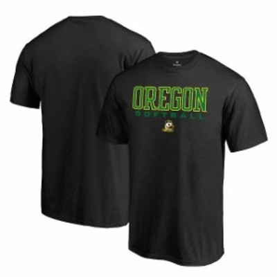 Fanatics Branded ファナティクス ブランド スポーツ用品  Fanatics Branded Oregon Ducks Black True Sport Softball T-Shirt