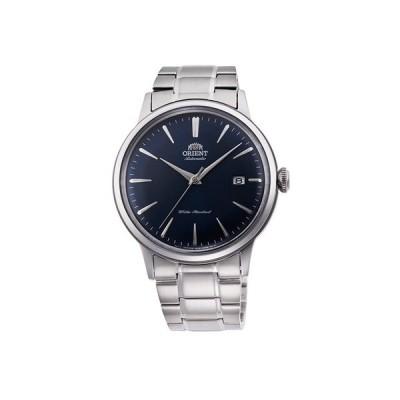 ORIENT CLASSIC オリエント クラシック EPSON エプソン 紺 文字盤 ネイビー RN-AC0003L メンズ 腕時計 国内正規品 送料無料