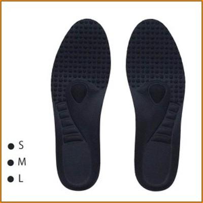 forスニーカーヘルシーアーチインソール 女性用 ▼吸水性に優れたメッシュ状の繊維を使用