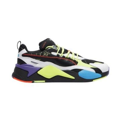 (取寄)プーマ メンズ スニーカー シューズ プーマ RS-X3 Puma Men's Shoes PUMA RS-X3 Black White