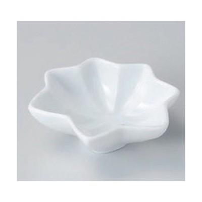 ☆ 珍味 ☆紅葉 (白) ミニ鉢 [ 7.7 x 2.6cm 41g ] 【 料亭 旅館 和食器 飲食店 業務用 】