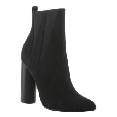 ブーツ シューズ 靴 ケープロビン レディース Pointy Toe Chelsea スタイル Side ジッパー アンクルブーティーs ブラック;DUSTY ローズ;NUDE BLACK