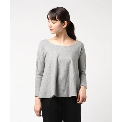 tシャツ Tシャツ utilite-フレアプルオーバー