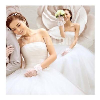 ウエディングドレス ロングドレス ブライダル 結婚式 お花嫁 白 ホワイト オフショルダー パーティードレス 二次会 ドレス エンパイアライン 姫系