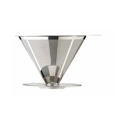 パール金属 コーヒー ドリッパー ステンレス ブレイクタイム HB-2307