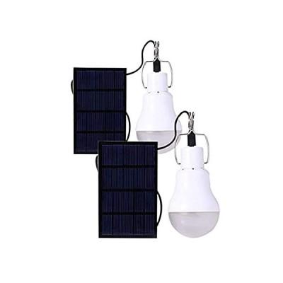 特別価格BNBIDEN ソーラーライト電球 ポータブル 130LM 充電式ソーラーパワーライト LED電球 アウトドア ソーラーエネルギーランプ照明 ハイキン好評販売中