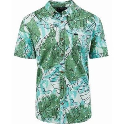 ダカイン その他トップス Poipu Short Sleeve Woven Shirt Saltwater Washed Palm