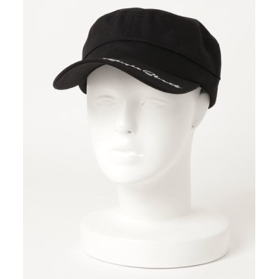 VIBGYOR / 【Holiday A.M/ホリデーエーエム】ツイルツバ刺繍ワークキャップ WOMEN 帽子 > キャップ