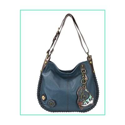 Chala Purse Handbag Hobo Cross Body Convertible Blue Piano Bag並行輸入品