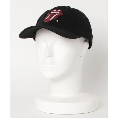 JACKROSE / ローリングストーンズ コラボ リップス&タン-CAP MEN 帽子 > キャップ