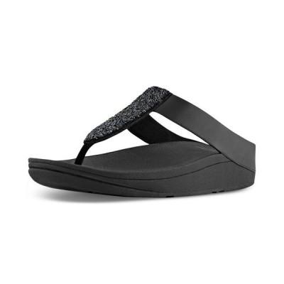 フィットフロップ レディース サンダル シューズ Women's Sparklie Crystal Toe Post Sandal