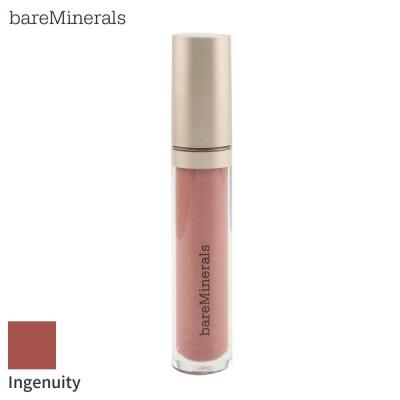ベアミネラル リップスティック BareMinerals 口紅 Mineralist Lip Gloss Balm #Ingenuity 4ml