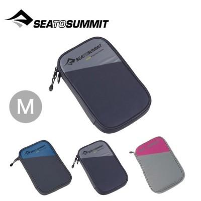 SEA TO SUMMIT シートゥサミット トラベルウォレット RFID M 財布 小銭入れ 旅行 コインケース 軽量 撥水 キャンプ アウトドア