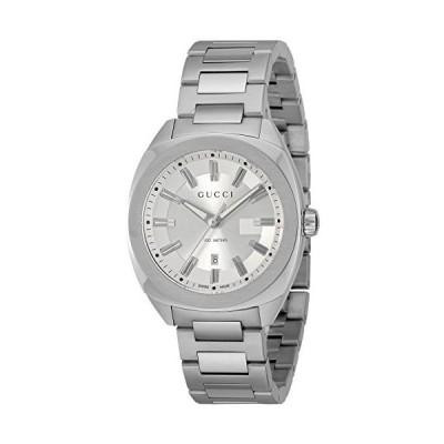 [グッチ] 腕時計 GG2570 シルバー文字盤 YA142402 メンズ 並行輸入品 シルバー