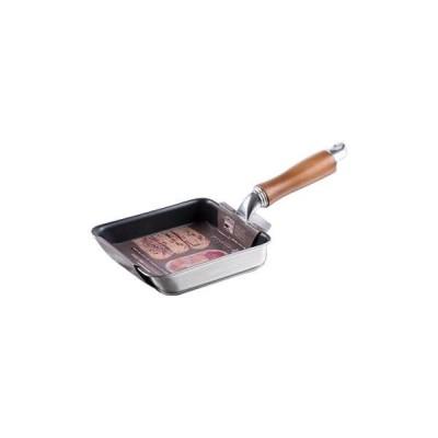 ピコット IH対応二層鋼ミニエッグパン 12×14cm MB-1203 クッキングウェア 小さい 調理道具