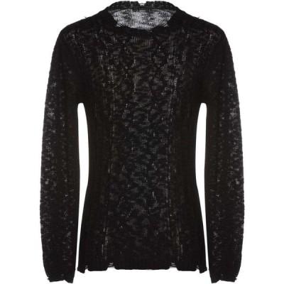 オフィチーナ トレンタ セイ OFFICINA 36 メンズ ニット・セーター トップス sweater Black