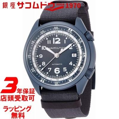 ハミルトン カーキ アビエーション パイロット パイオニア 腕時計 メンズ HAMILTON H80495845