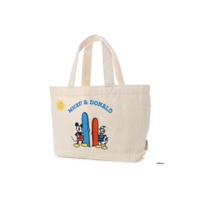ルートート ROOTOTEディズニー トートバッグ デリ 刺繍 A Disney 4880(アイボリー)