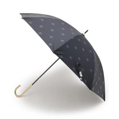 Dessin(Ladies)(デッサン(レディース))Wpc. かすれスター柄晴雨兼用長傘