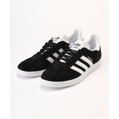 <adidas Originals (Men)/アディダス オリジナルス> スニーカー GAZELLE CORE BLACK【三越伊勢丹/公式】