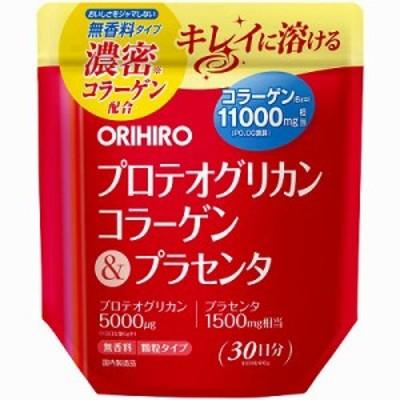 オリヒロ プロテオグリカンコラーゲン&プラセンタ